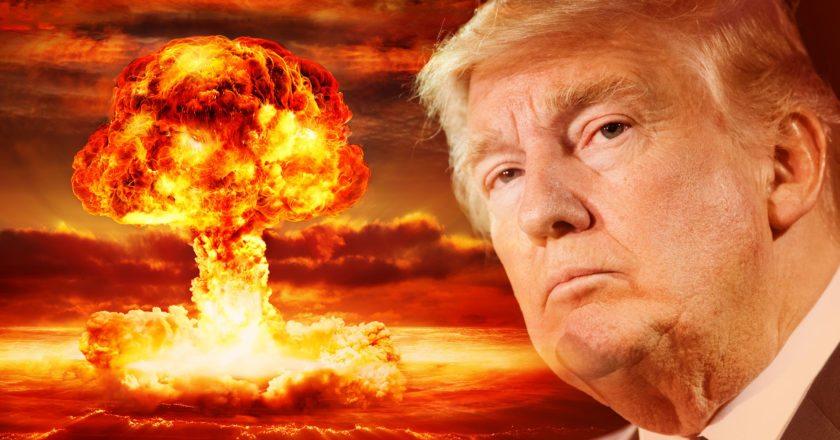 उत्तर कोरिया ने अमेरिका के शहर में गिराया परमाणु बम
