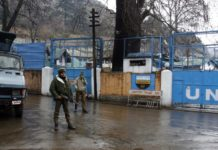 UN says no attack by indian army pakistan lie exposed