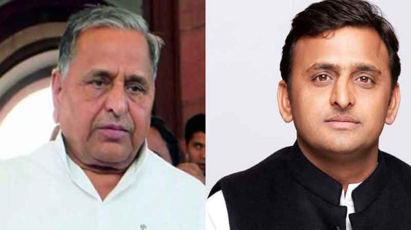 सपा की हार के लिए कांग्रेस जिम्मेदार- मुलायम सिंह यादव