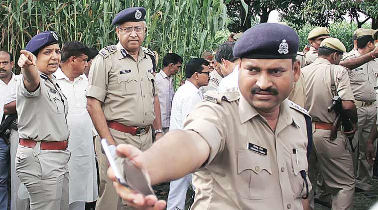 उत्तर प्रदेश में जेवर-बुलंदशहर राजमार्ग पर परिवार लूट लिया