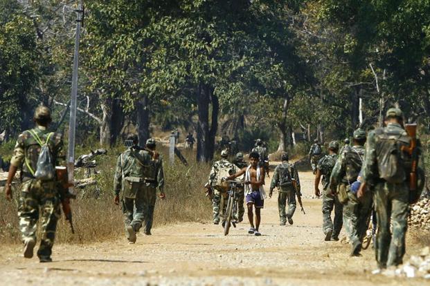 सुकमा हमले में 25 सीआरपीएफ जवान हुए थे शहीद