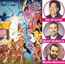 'महाभारत' के बाद अब समय है बड़ी स्क्रीन पर 'रामायण' का