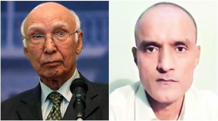 कुलभूषण जाधव पर पाकिस्तान की निकली हवा