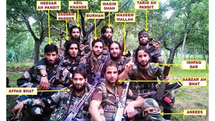 त्राल में भारतीय सेना की बड़ी कामयाबी, हिज्बुल कमांडर सबजार भट्ट हुआ ढेर