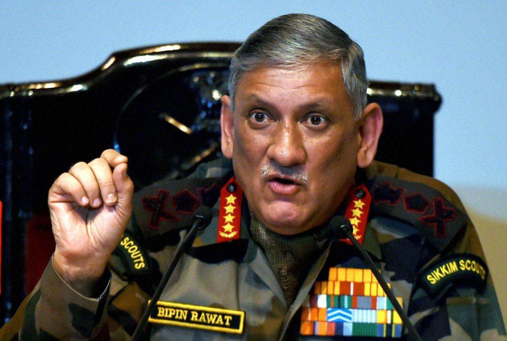 कांग्रेस ने खुद को सेना प्रमुख पर संदीप दीक्षित की टिप्पणी से अलग किया