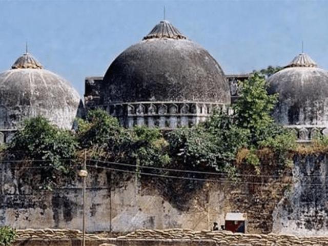 क्या राम मंदिर मुद्दा फिर उछल रहा है?