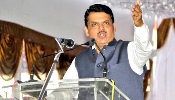 महाराष्ट्र मे घबराई सरकार