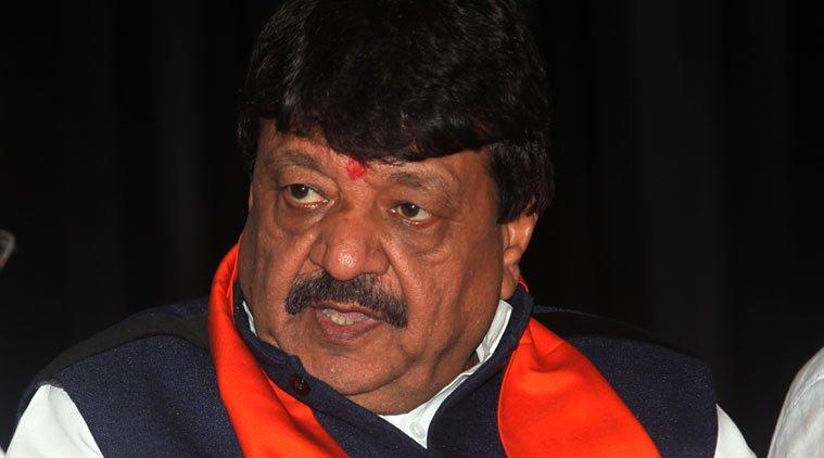 kailash vijayvargeey