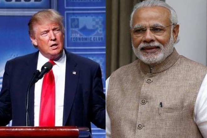भारत, अमेरिका आतंक से लड़ने के लिए प्रतिज्ञा करते है, आर्थिक सहयोग को भी बढ़ावा