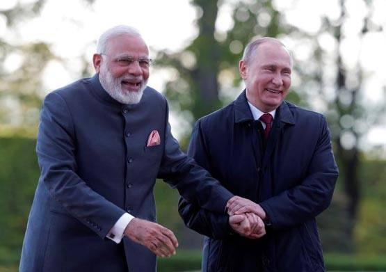 भारत-रूस की दोस्ती से तिलमिलाए पाक और चीन