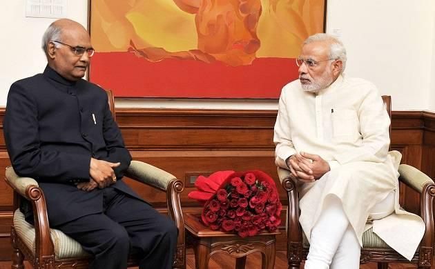 जेडी (यू) के बाद, एनडीए उम्मीदवार रामनाथ कोविद को बीजेडी, टीआरएस से मिला समर्थन