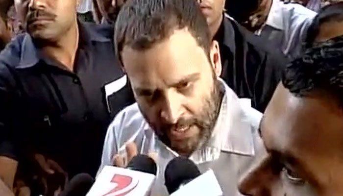 भारत को 'पप्पू फ्री' बनाना है - मेरठ बर्खास्त कांग्रेस नेता की नई प्रतिज्ञा
