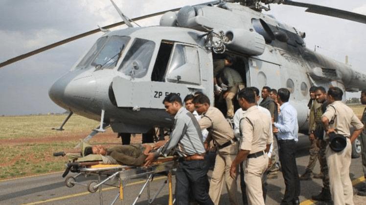 ऑपरेशन प्राहार: छत्तीसगढ़ के सुकमा जिले में 12 से अधिक नक्सलवादी मारे गए