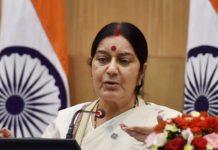 यहां तक कि 2 बजे भी सुषमा स्वराज ने मदद के लिए ट्वीट करने में भारतीयों की मदद की