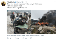 china attacks india
