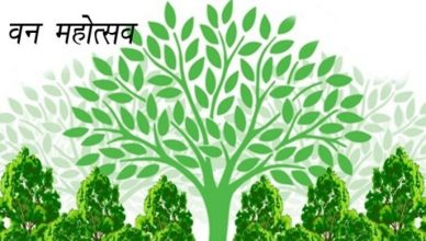 Van Mahotsav Essay in Hindi