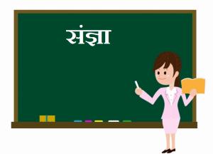 Sangya Noun in Hindi